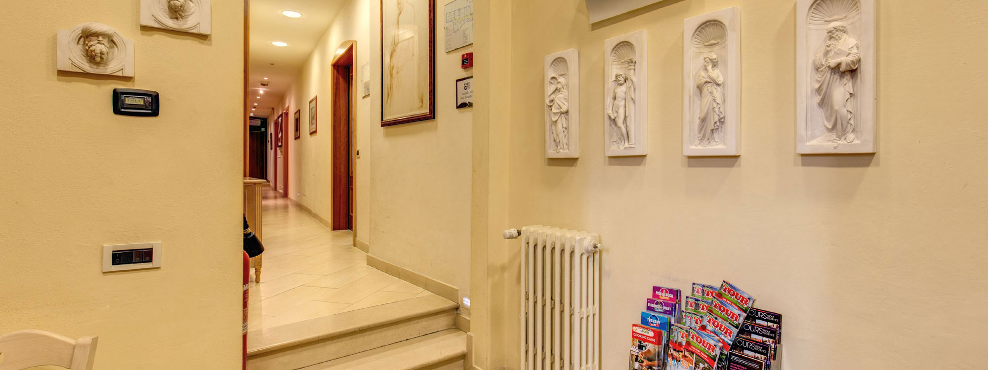 Hotel Anna's Florence - Camere